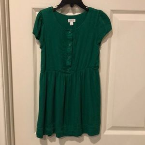 Gymboree Girls Green Size 6 Dress.